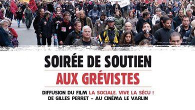 Photo of On se retrouve nombreux le 7 février au Varlin pour la soirée de soutien aux grévistes !
