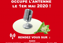 Photo of 1er la CGT occupe l'antenne !